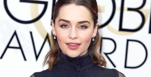 Emilia Clarke'in saç modelleri!