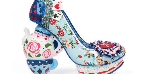 Masaldan ilham alan ayakkabılar hayran bırakıyor!