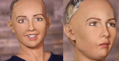 Akıllı robot hemşire hayal değil! Sophia'yı tanıyalım!