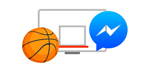 Facebook Messenger'a basketbol oyunu geldi!
