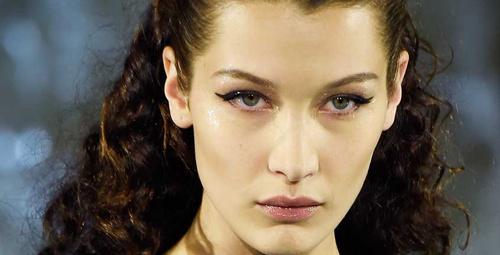 Paris Couture Moda Haftası saç stilleri!