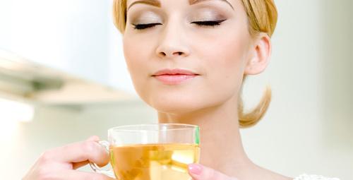 Reflüsü olanlar için çay tarifi!