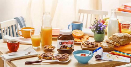 Nutella raflardan toplatılıyor!