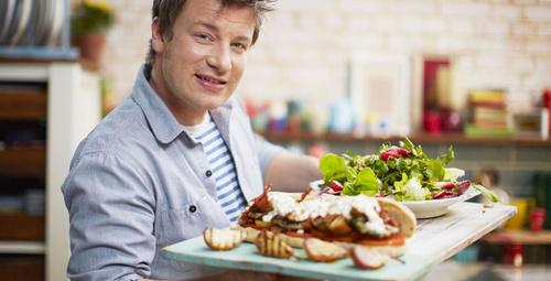 Jamie Oliver Mc Dolnald's'a açtığı hamburger davasını kazandı!