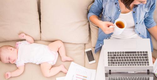 Çalışan ve işsiz annelere devlet yardımı