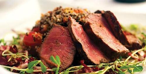 Etli diyet salata nasıl hazırlanır?