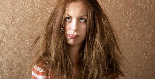 Kabarık saçlardan şikayetçi misiniz?