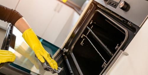 Pratik fırın temizleme yöntemleri