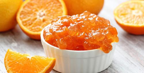 Ev yapımı portakal reçeli tarifi