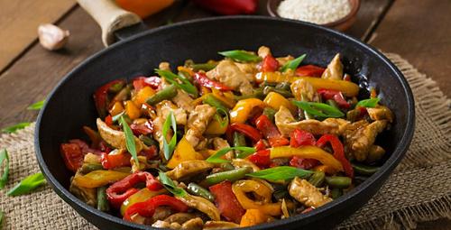 Sebzeli tavuk yemeği nasıl yapılır