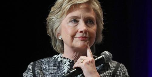 Clinton'ın güzel görünmek için harcadığı zaman inanılmaz!