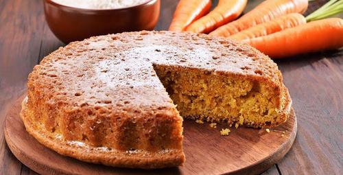 Havuçlu kek yapmak hiç bu kadar kolay olmamıştı!
