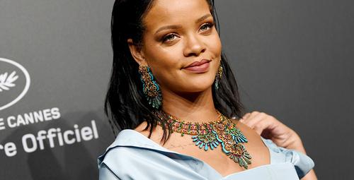 Rihanna'nın güzellik sırları nasıl hep böyle ışıl ışıl?