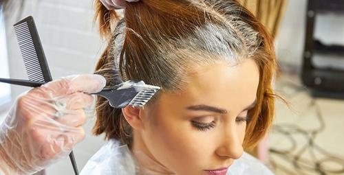 Bu yöntemle kendi saçınızı kendiniz boyayın!