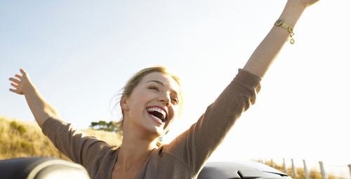 Negatif olmak da pozitif olmak da sizin elinizde!