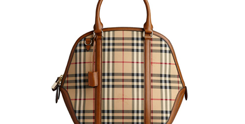 Burberry Heritage çanta modelleri!