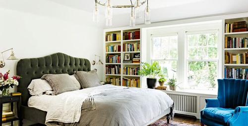 Modern yatak odası dekorasyon fikirleri!