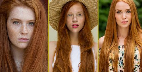 Kızıl saçlı kadınlar için 20 ülke gezdi!