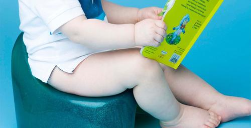 Çocuğa tuvalet alışkanlığını kazandırmanın yolu!