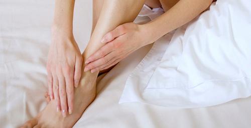 Ayağımız uyuştuğunda vücudumuzda olanlar!