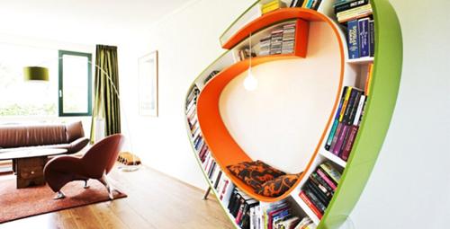 Sıradışı 14 kitaplık tasarımı!