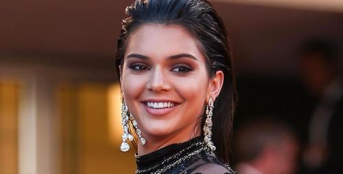 İşte Kendall Jenner'ın bir yıllık kazancı!