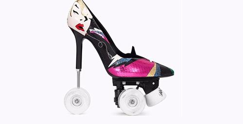 Topuklu ayakkabıda devrim