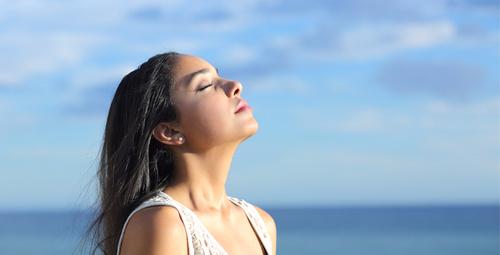 Doğru nefes alıp vererek sağlıklı ve mutlu olun!