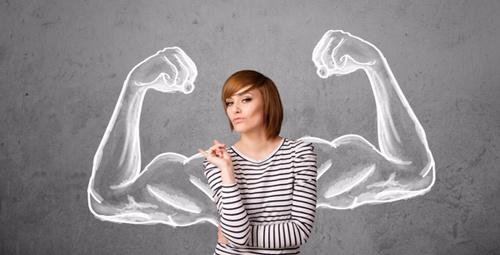 Güçlü kadınlarda bulunan 4 özellik!