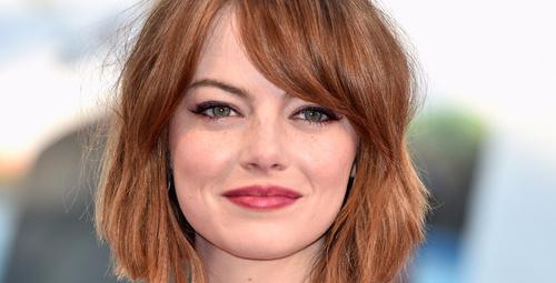 Emma Stone'un dolgun dudaklarının sırrı...