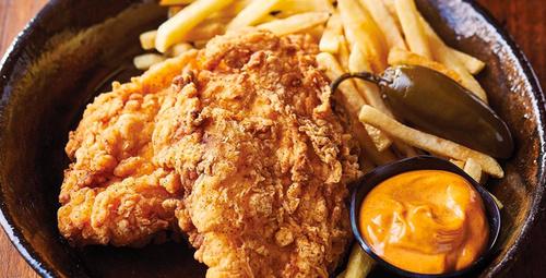 Herşeyi unutun! Bugün Fast Food zamanı!
