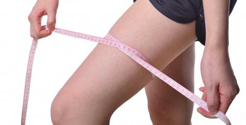 İncecik bacaklara sahip olmanın gizli bir formülü var!