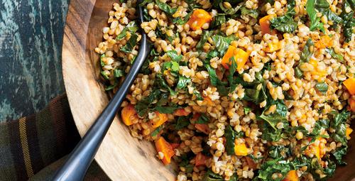 Diyet severler için buğday salatası nasıl hazırlanır?