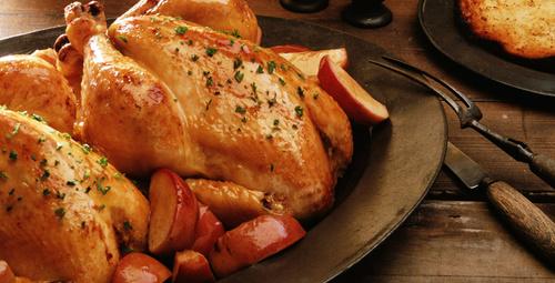 Amerikan usulü leziz kızarmış tavuk tarifi!