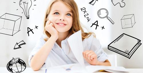 Çocuklarınıza ders çalışmayı sevdirmenin yolları!