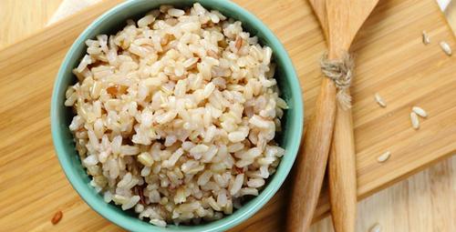 Fazla kilolarınızdan pirinç ile kurtulun!