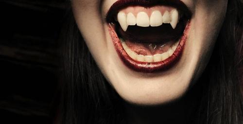 Dikkat aranızdan vampir hastası çıkabilir!