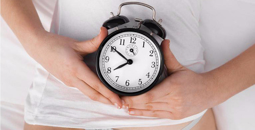 Çiftler için en uygun seks saatleri belli oldu...