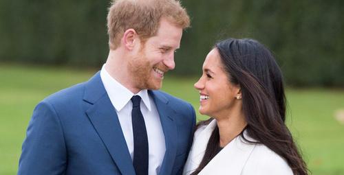 Kraliyet ailesinin resmi nişanından ilk kareler!