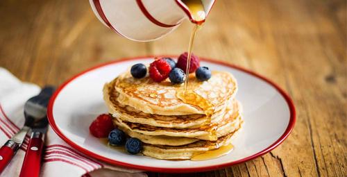 Hafif lezzetli bir haftasonu için pancake tarifi