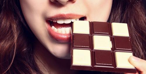 Çikolatanın bu faydasına çok şaşıracaksınız!