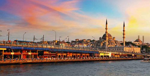 İstanbul'da gidilebilecek 5 harika yer!