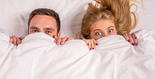 İlk gece korkusu nasıl yenilir?
