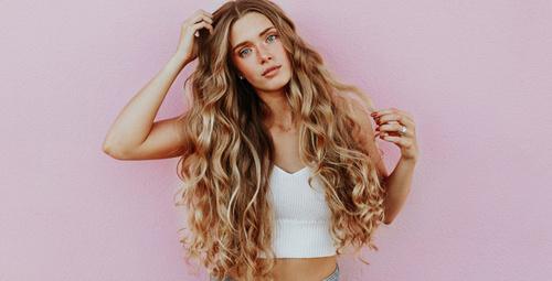 Isı kullanmadan dalgalı saç nasıl yapılır?