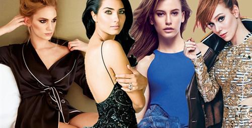 Türkiye'nin en güzel 10 kadını