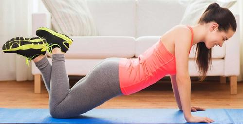 Bel ve sırt ağrısını geçiren ev egzersizleri