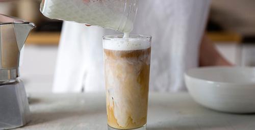 Ice Latte nasıl yapılır?