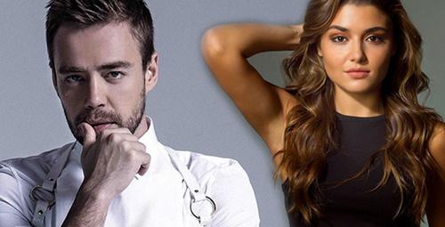 Murat Dalkılıç ve Hande Erçel aşkının ilk fotoğrafı!