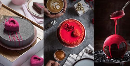 Özsüt'ten sevgililer gününe özel üç lezzet!