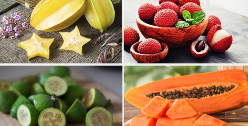 Dünyanın en ilginç 5 tropik meyvesine bakın!